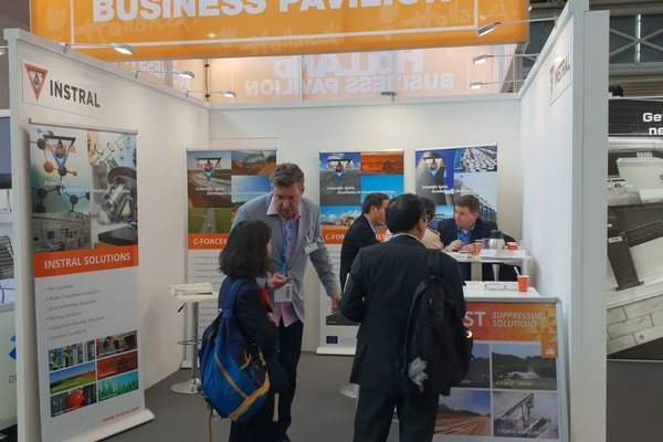 INSTRAL STAND 2018 IFAT.jpg